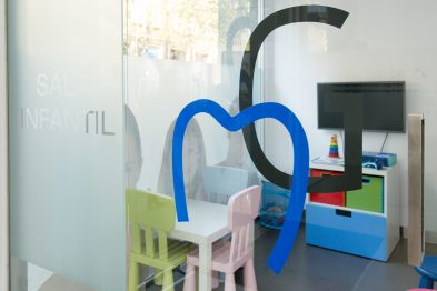 Dentista para niños en Barcelona