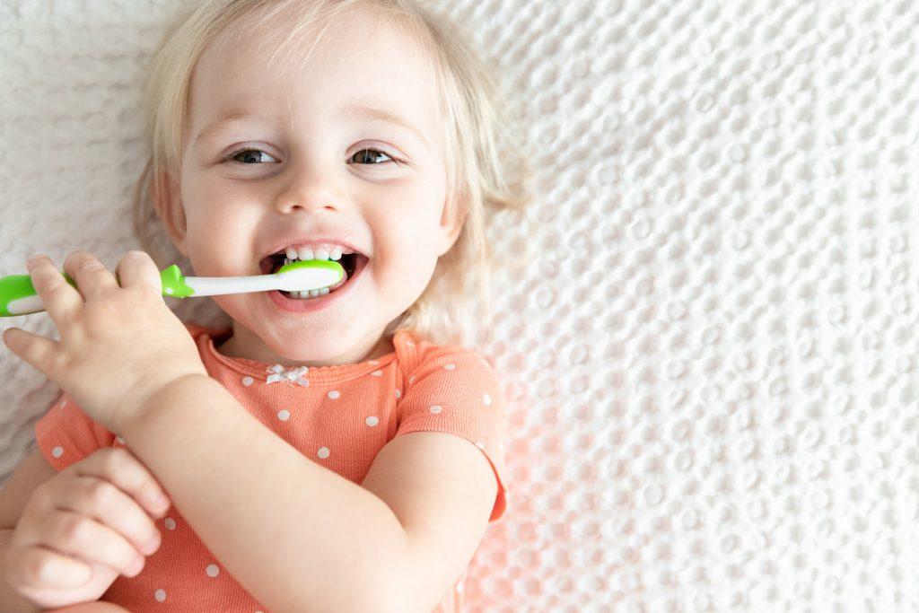 cuidar de la dentición de tus hijos