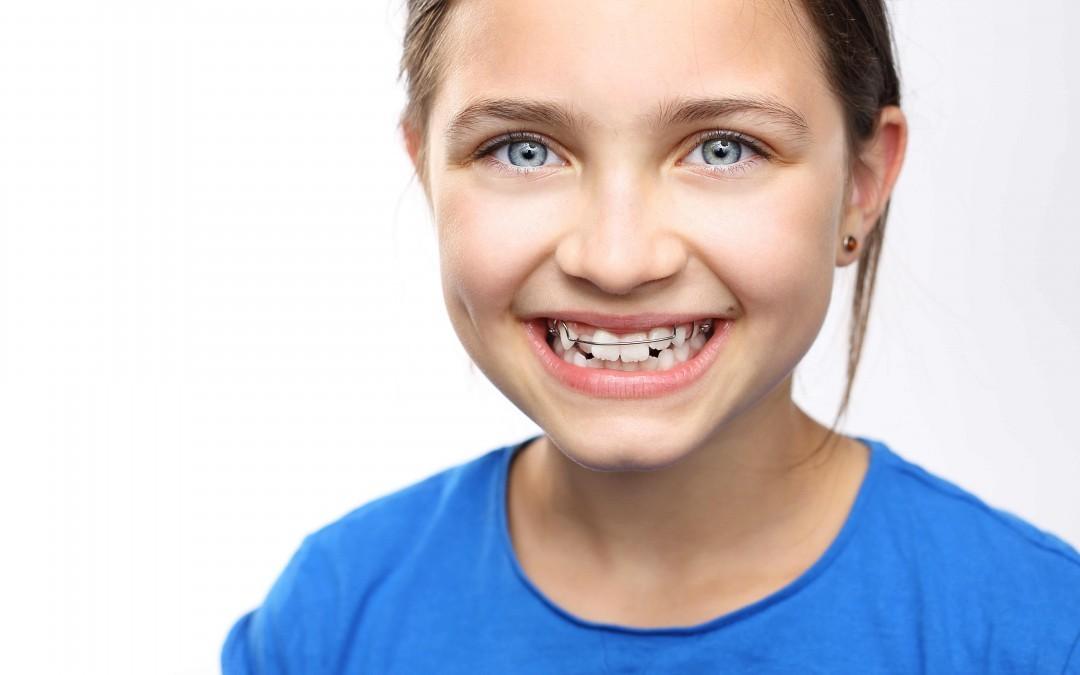 ortodoncia para niños en Barcelona