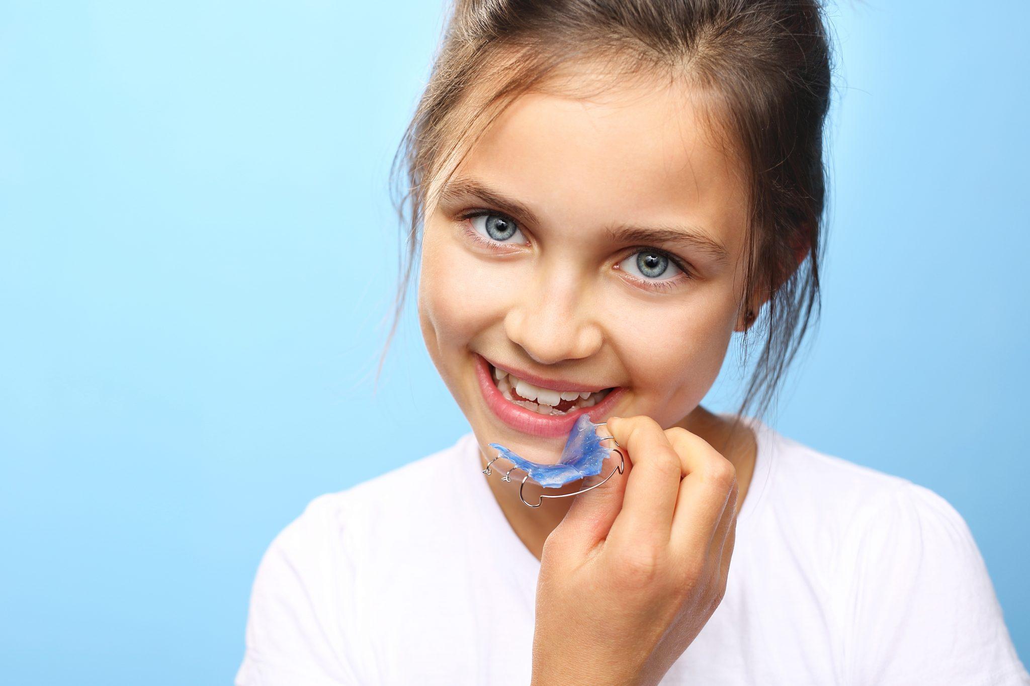 cómo es el tratamiento de ortodoncia para niños en Clínica Dental Marín García en Barcelona